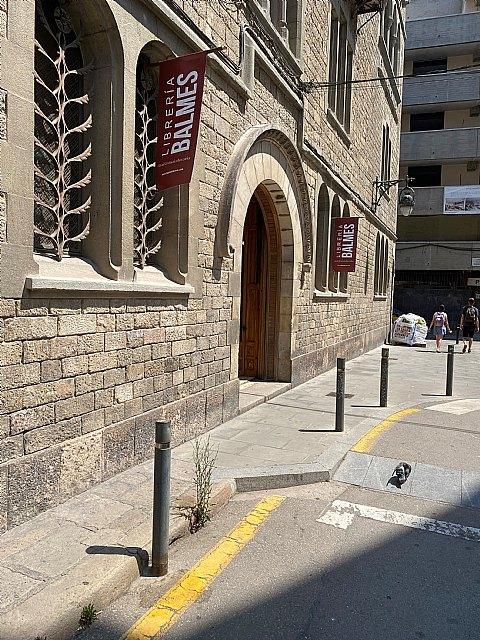 La librería Balmes de Barcelona, premio `Boixareu Ginesta´ al librero del año - 2, Foto 2