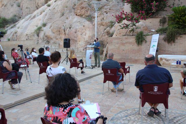 Alhama, sede participativa para diseñar un turismo sostenible en Sierra Espuña, Foto 2