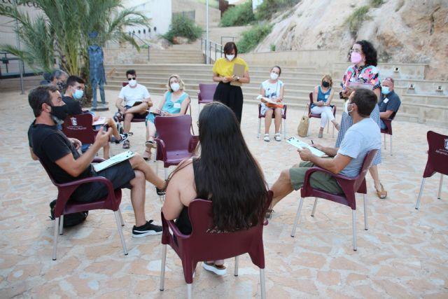 Alhama, sede participativa para diseñar un turismo sostenible en Sierra Espuña, Foto 3