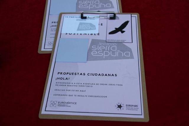 Alhama, sede participativa para diseñar un turismo sostenible en Sierra Espuña, Foto 5