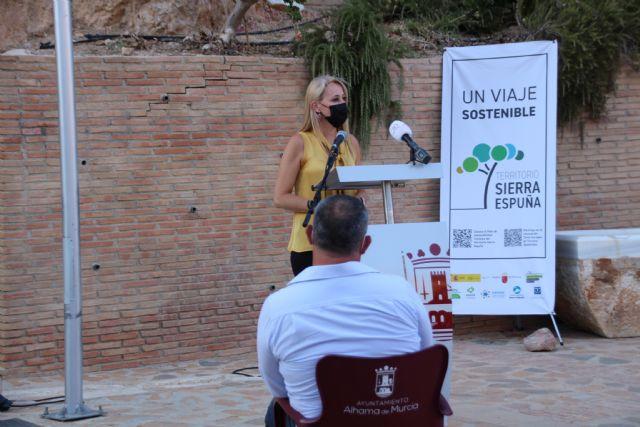 Alhama, sede participativa para diseñar un turismo sostenible en Sierra Espuña, Foto 6