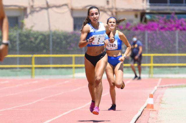 Lucía Morales y Achraf Hassouni cierran la temporada este fin de semana en el Nacional Sub18, Foto 5