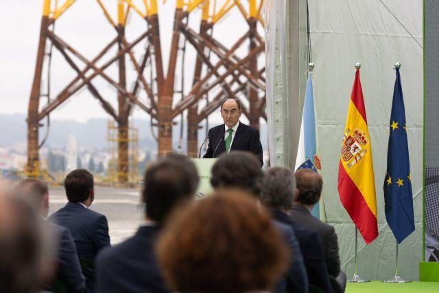 Iberdrola, Navantia y Windar sellan su alianza hasta 2025 para el desarrollo de la eólica marina - 2, Foto 2