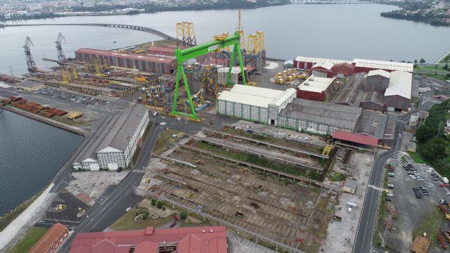 Iberdrola, Navantia y Windar sellan su alianza hasta 2025 para el desarrollo de la eólica marina - 5, Foto 5