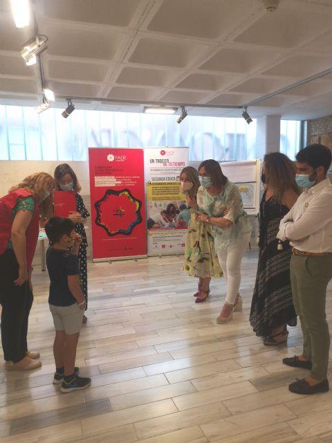 Isabel Franco clausura el ´Campamento Urbano´ que organiza la Fundación FADE - 1, Foto 1