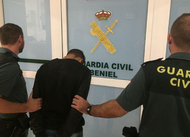 La Guardia Civil detiene al presunto autor del abuso sexual a una menor en las fiestas de Beniel - 1, Foto 1