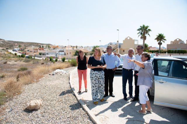 Ayuntamiento, Delegación del Gobierno y CHS transmiten a los vecinos de Camposol las novedades sobre el encauzamiento de la rambla - 3, Foto 3