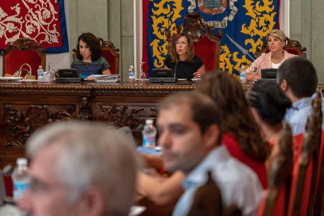 La alcaldesa anuncia la puesta en marcha de un Programa extraordinario para la mejora de los pueblos Ribereños del Mar Menor - 1, Foto 1