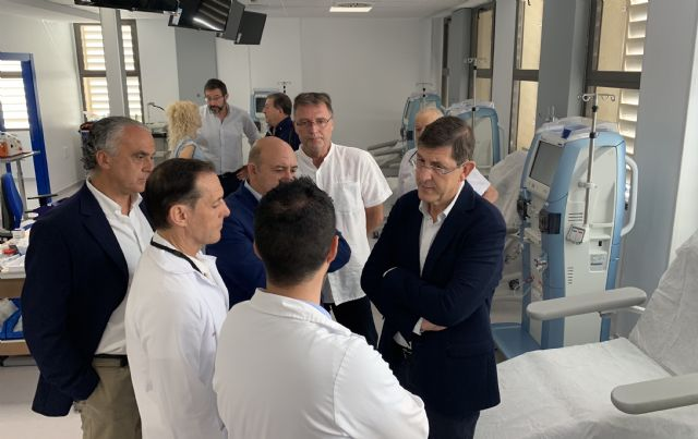 La nueva Unidad de Diálisis de Cieza centralizará la atención a los pacientes del área de salud desde el hospital Lorenzo Guirao - 1, Foto 1