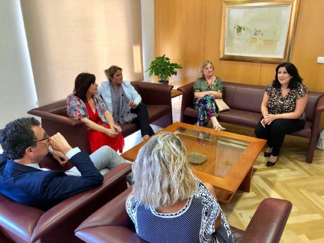 El Ayuntamiento y la Organización de Mujeres Empresarias de Murcia estrechan lazos para desarrollar nuevos proyectos - 1, Foto 1
