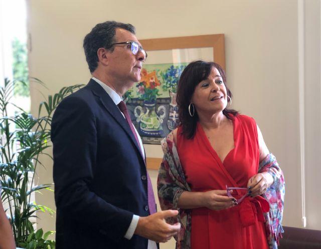 El Ayuntamiento y la Organización de Mujeres Empresarias de Murcia estrechan lazos para desarrollar nuevos proyectos - 2, Foto 2