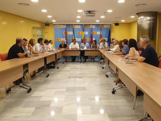 El PSOE sigue trabajando para garantizar el suministro de agua y dar seguridad a los agricultores de la Región