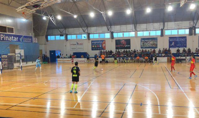 Zambú CFS Pinatar, en su segundo partido de pretemporada, cae derrotado por 3 - 11 ante el Irefrank Elche CF Sala - 1, Foto 1