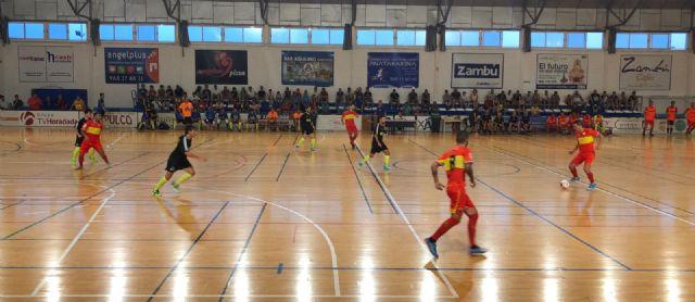 Zambú CFS Pinatar, en su segundo partido de pretemporada, cae derrotado por 3 - 11 ante el Irefrank Elche CF Sala - 2, Foto 2