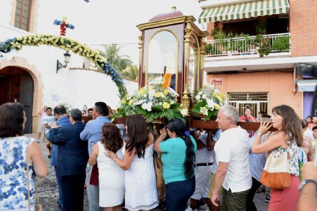 La comunidad ecuatoriana se congrega en torno a la Virgen del Cisne - 3, Foto 3
