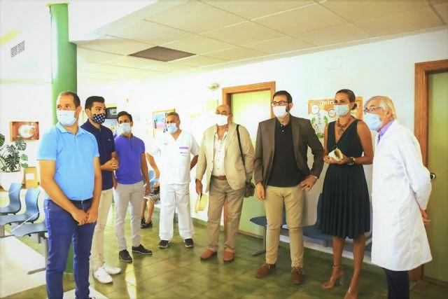 La Alcaldesa de Archena anuncia la ampliación del personal del Consultorio Médico de La Algaida - 1, Foto 1