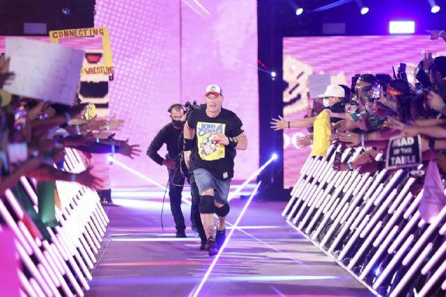 ¡Épico! John Cena vuelve a la WWE ante el delirio del público - 3, Foto 3