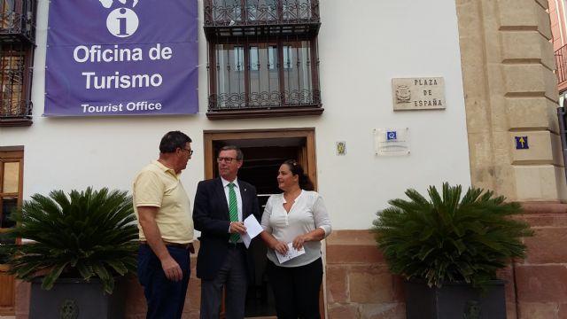 Lorca lorca crece como destino tur stico incrementando - Oficina de turismo murcia ...