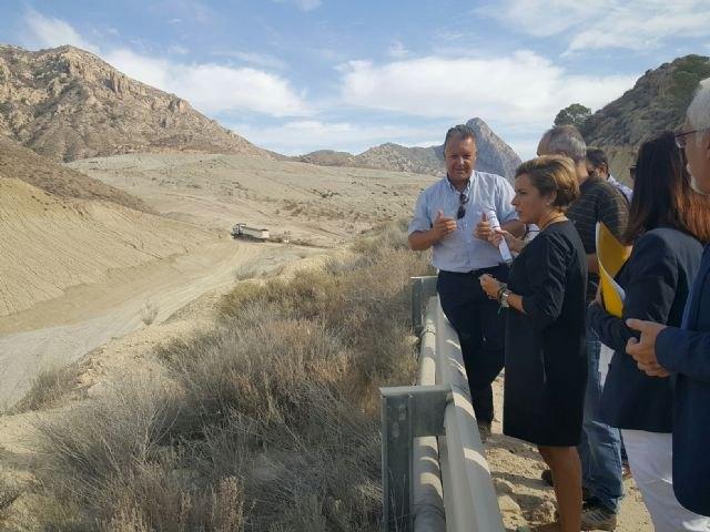 La Consejería de Medio Ambiente concluirá en diciembre los trabajos de emergencia en el vertedero de Proambiente en Abanilla - 1, Foto 1