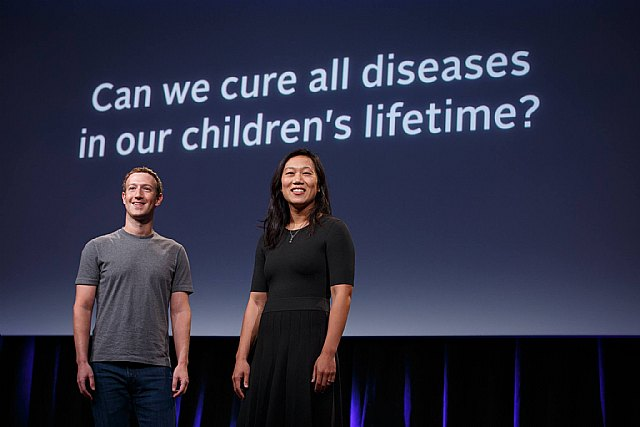 """Zuckerberg will invest 3,000 million dollars to try to """"cure all diseases"""""""