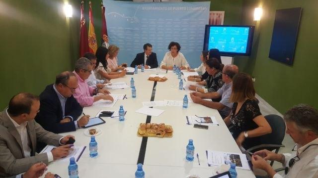 Agricultura invierte casi 400.000 euros en actuaciones de depuración y saneamiento en el municipio de Puerto Lumbreras - 1, Foto 1
