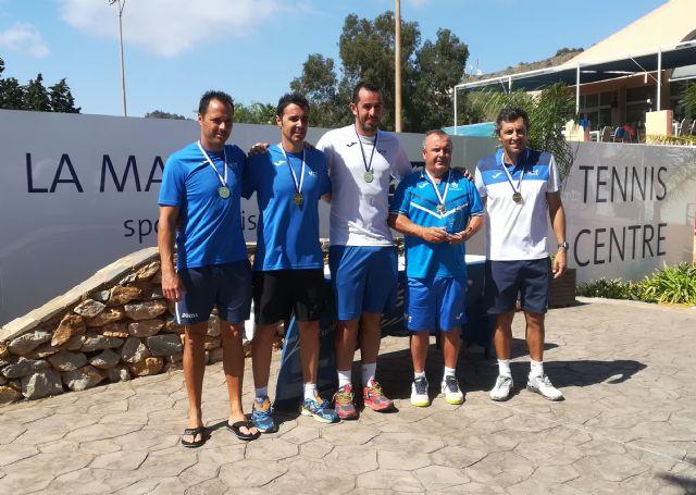 Pedro Cánovas campeón de Europa senior con el Murcia Club de Tenis - 2, Foto 2
