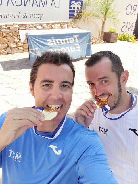 Pedro Cánovas campeón de Europa senior con el Murcia Club de Tenis - 3, Foto 3