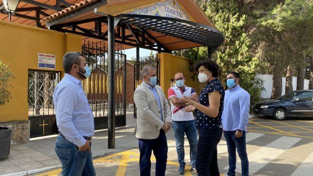 Gobierno regional y Ayuntamiento destinarán más de 280.000 euros al Plan de Obras y Servicios de Puerto Lumbreras - 1, Foto 1