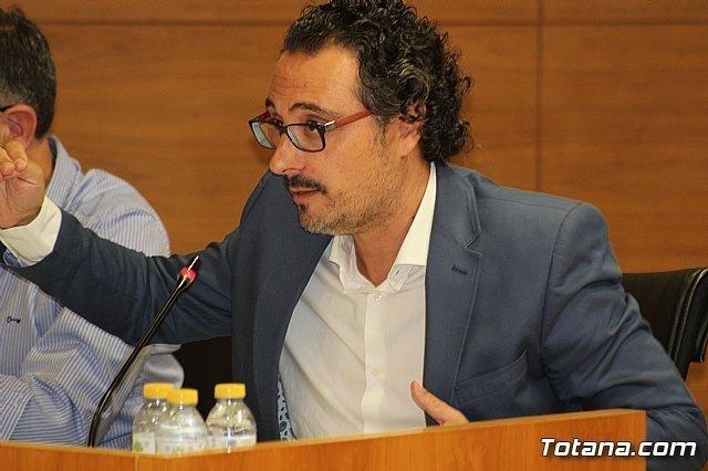 Ciudadanos presenta dos mociones y ruegos al pleno ordinario del mes de septiembre - 1, Foto 1