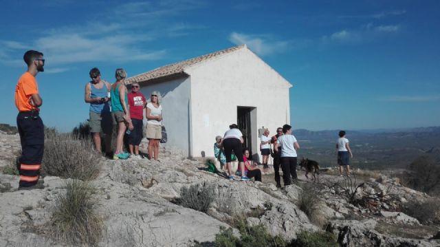 Subida a la Ermita de la Sierra San Miguel en Calasparra - 1, Foto 1