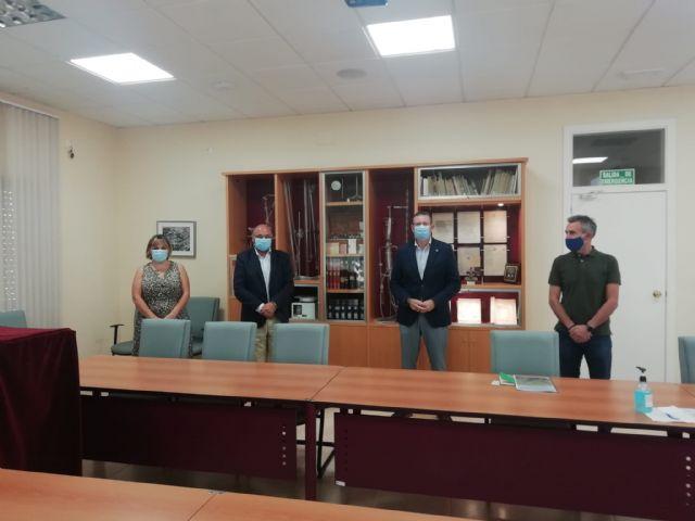Los productores de aromáticas avanzan en su objetivo de convertir las Tierras Altas de Lorca en un referente del cultivo y la transformación del tomillo rojo - 1, Foto 1