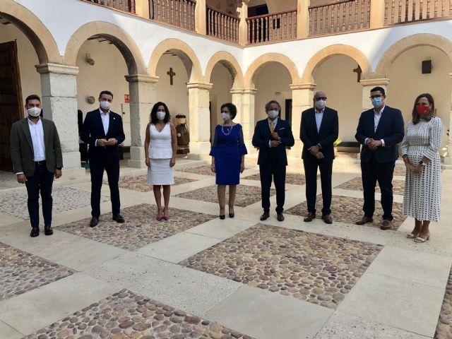 La preservación de las tablas de Hernando de Llanos sitúa a la Región a la vanguardia de la conservación del patrimonio artístico - 1, Foto 1