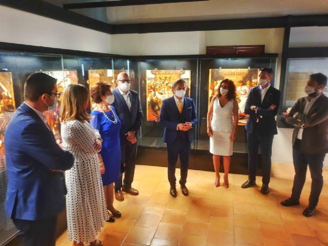 La preservación de las tablas de Hernando de Llanos sitúa a la Región a la vanguardia de la conservación del patrimonio artístico - 2, Foto 2