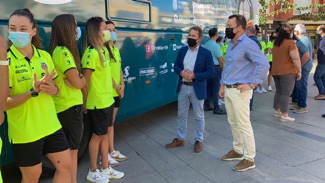 Presentación del nuevo autobús del STV Roldán - 5, Foto 5