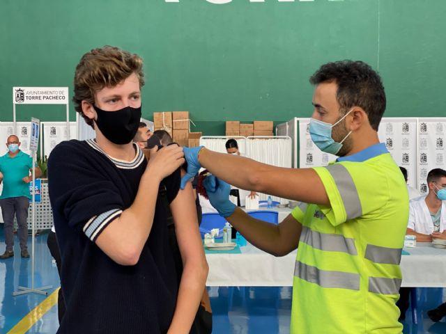 Jornada de vacunación meningitis en Torre Pacheco - 2, Foto 2