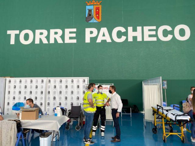 Jornada de vacunación meningitis en Torre Pacheco - 3, Foto 3