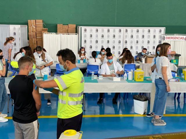Jornada de vacunación meningitis en Torre Pacheco - 4, Foto 4