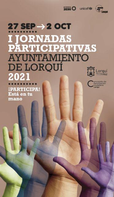 El Ayuntamiento de Lorquí celebra sus primeras jornadas participativas - 1, Foto 1