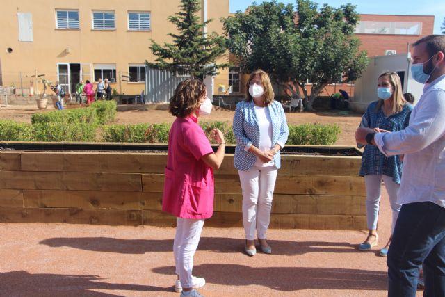 Aidemar acondiciona dos nuevos espacios para talleres y reuniones con familias en el Centro de Día de San Pedro - 1, Foto 1