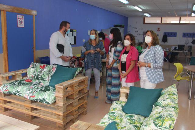 Aidemar acondiciona dos nuevos espacios para talleres y reuniones con familias en el Centro de Día de San Pedro - 2, Foto 2