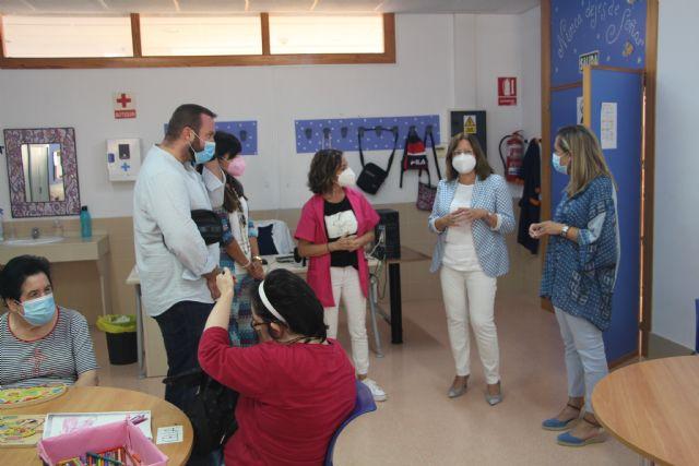 Aidemar acondiciona dos nuevos espacios para talleres y reuniones con familias en el Centro de Día de San Pedro - 3, Foto 3