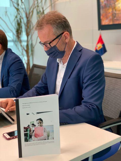 """Paulino Ros presenta su estudio """"Marroquíes que cambiaron Torre Pacheco en 40 años (1979-2019)"""" - 2, Foto 2"""