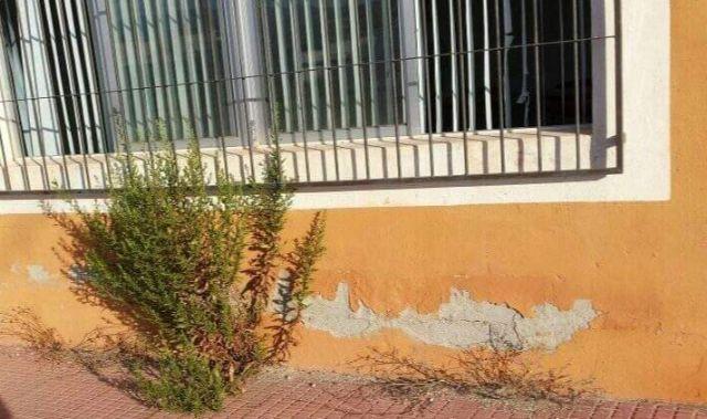 Estado de abandono del Centro Municipal de Formación y Empleo de Las Torres de Cotillas - 3, Foto 3