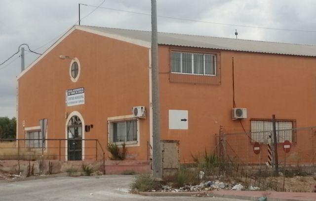Estado de abandono del Centro Municipal de Formación y Empleo de Las Torres de Cotillas - 4, Foto 4
