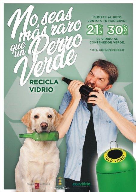 Alhama se suma a la campaña No seas más raro que un perro verde - 1, Foto 1