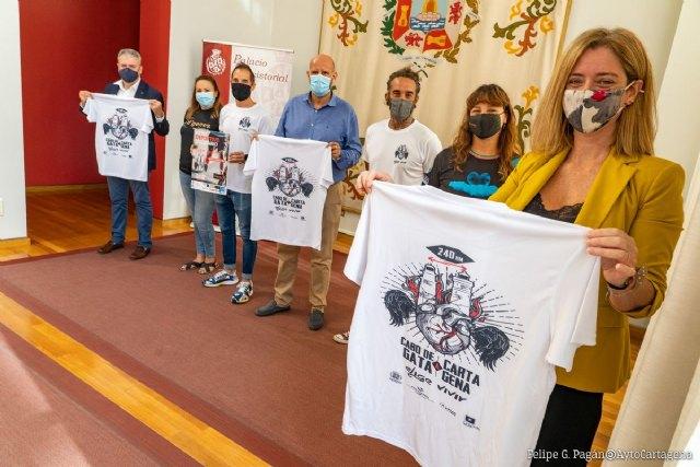Kilómetros de solidaridad con la Asociación D'Genes - 1, Foto 1