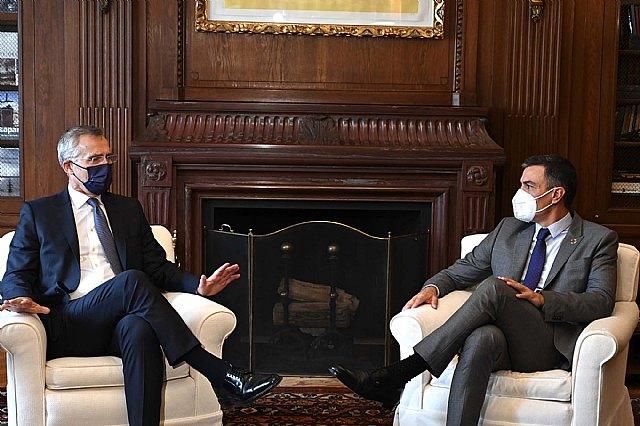 Sánchez aboga por el restablecimiento de la confianza entre aliados tras el desencuentro provocado por el acuerdo AUKUS - 2, Foto 2