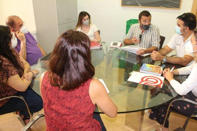 [Ayuntamiento e Inserta Empleo impulsan acciones conjuntas para la gestión de acciones de empleo y formación, dirigidas a personas discapacitadas