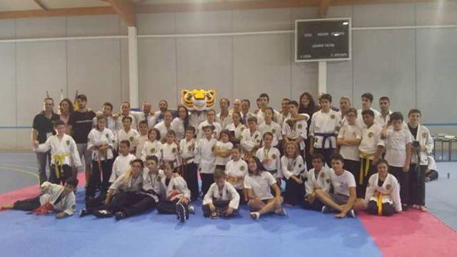 El próximo sábado 29 de octubre Albudeite acogerá el II Campeonato Regional de Yawara-Jitsu en el Pabellón municipal Antonio Cañadas - 4, Foto 4