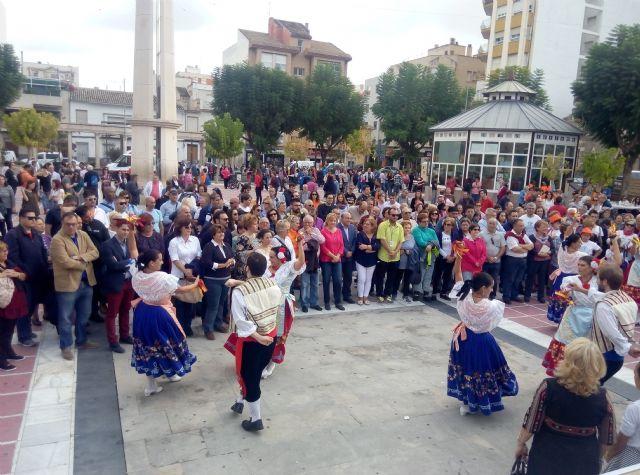 AFEMCE y FEAFES conmemoran el Día Mundial de la Salud Mental con la celebración del XVIII Encuentro Regional de Familias en Cieza - 3, Foto 3